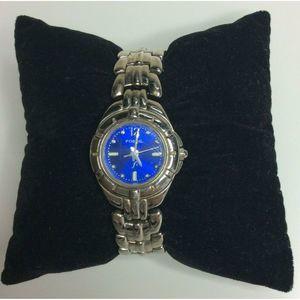 Fossil F2 Women's Watch Blue Face  New Battery